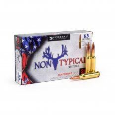 Federal Non-Typical 6.5 Creedmoor 140 Gr. Soft Point- 65CDT1