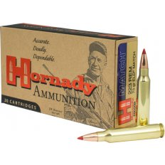 Hornady Match .223 Remington 73 Gr. ELD Match- 80269