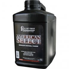 Alliant American Select Smokeless Powder- 8 Lbs.- ALSEL8