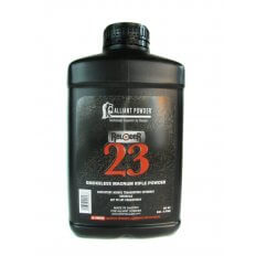 Alliant Reloder 23 Smokeless Powder- 8 Lbs. - ARL238