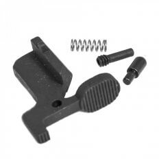 AR10 .308 Bolt Catch Kit- Steel Black- BC308