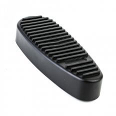 AR15 M4 Rubber Recoil Buttpad- Black- BT001