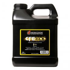 Hodgdon CFE BLK Smokeless Powder- HBLK8