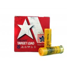 "Stars and Stripes 20 Gauge 2-3/4"" 7/8 oz 7 1/2 Shot- CT82475"