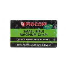 Fiocchi Zero Pollution Small Rifle Magnum Primers- Lead-Free- FC446SMRZP