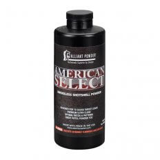 Alliant American Select Smokeless Powder- HCAS1