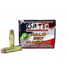 OATH HALO .357 Magnum 125 Gr. Copper Solid Lead-Free Match- AH357MAG