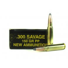 PCI .300 Savage 150 Gr. Soft Point- PC300S
