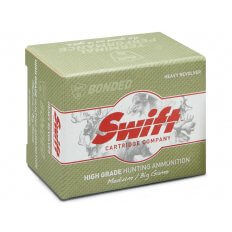 Swift High Grade Hunting Ammunition .500 S&W Magnum 325 Grain Swift A-Frame- AAHR500SW325