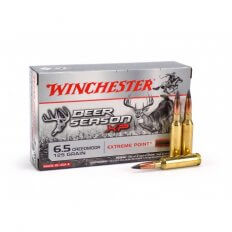 Winchester Deer Season XP 6.5 Creedmoor 125 Gr. Extreme Point Polymer Tip- X65DS
