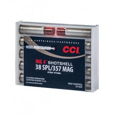 CCI Big 4 Shotshell .38 Special 81 Gr. #4 Shot 3714CC