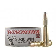 Winchester Super-X .30-30 170 Gr. Power-Point - Box of 20
