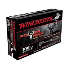 Winchester Power Max Bonded .308 Winchester 150 Gr. Protected Hollow Point- Box of 20