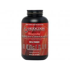 Hodgdon Hornady SUPERFORMANCE Smokeless Powder- 1 Lb. (HAZMAT Fee Required)