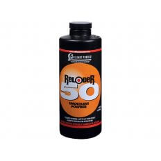 Alliant Reloder 50 Smokeless Powder- 1 Lb. (HAZMAT Fee Required)