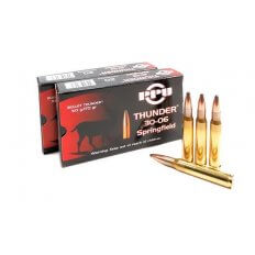 Prvi Partizan Thunder .30-06 Springfield 170 Gr. Soft Point- Box of 20