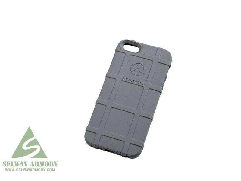 MAGPUL Apple iPhone 5 Field Case Rubber- GRAY