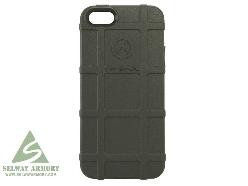 MAGPUL Apple iPhone 5 Field Case Rubber- ODG