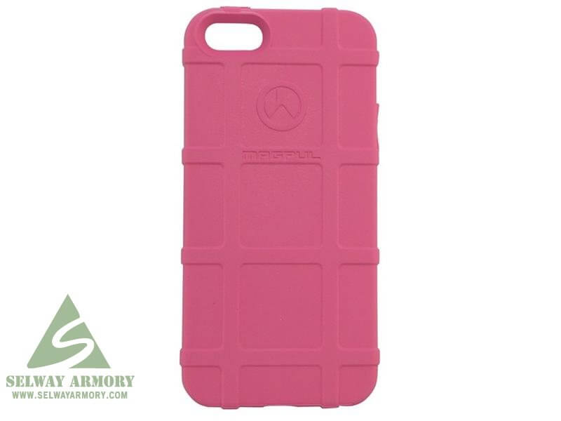 MAGPUL Apple iPhone 5 Field Case Rubber- PINK