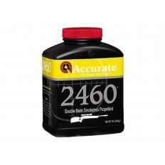 Accurate 2460 Smokeless Powder- 1 Lb. (HAZMAT Fee Required)