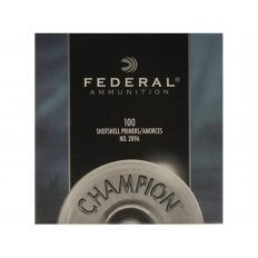 Federal Primers #209A Shotshell- Box of 1000 (HAZMAT Fee Required)