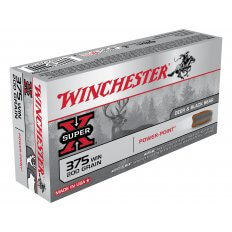 Winchester Super-X .375 Winchester 200 Gr. Power-Point X375W