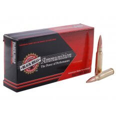 Black Hills .308 Winchester 168 Gr. Match Hollow Point Boat Tail- Box of 20