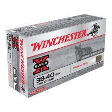 Winchester Super-X .38-40 WCF 180 Gr. Soft Point- Box of 50