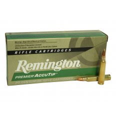 Remington Premier Varmint .223 Remington 55 Gr. AccuTip PRA223RC
