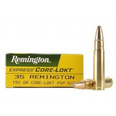 Remington Express .35 Remington 150 Gr. Core-Lokt Pointed Soft Point