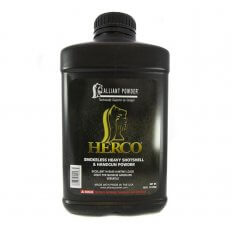 Alliant Herco Smokeless Powder- 8 Lbs. (HAZMAT Fee Required)