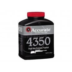 Accurate 4350 Smokeless Powder- 1 Lb. (HAZMAT Fee Required)
