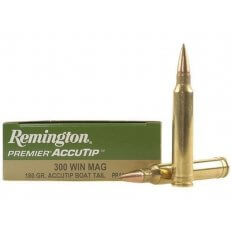 Remington Premier .300 Winchester Magnum 180 Gr. AccuTip Boat Tail PRA300WC