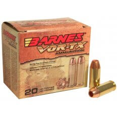 Barnes VOR-TX 10mm 155 Gr. XPB Hollow Point- Lead-Free- Box of 20