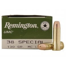 Remington UMC .38 Special 130 Gr. Full Metal Jacket- Box of 50
