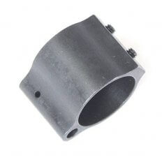"CMMG AR-15 Low Profile Gas Block .936"" Aluminum- Black"
