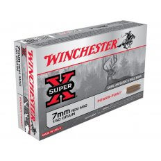 Winchester Super-X 7mm Remington Magnum 150 Gr. Power-Point- Box of 20