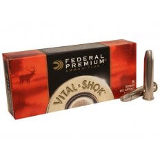Federal Premium Vital-Shok .45-70 Government 300 Gr. Trophy Bonded Bear Claw- Box of 20
