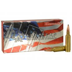 Hornady American Whitetail .300 Winchester Short Magnum (WSM) 165 Gr. Interlock Spire Point- Box of 20