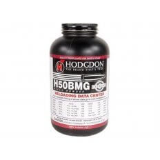 Hodgdon H50BMG Smokeless Powder- 1 Lb. (HAZMAT Fee Required)