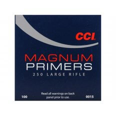 CCI Large Rifle Magnum Primers #250- Box of 1000 (HAZMAT Fee Required)