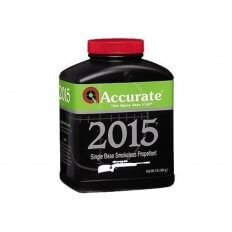 Accurate 2015 Smokeless Powder- 1 Lb. (HAZMAT Fee Required)