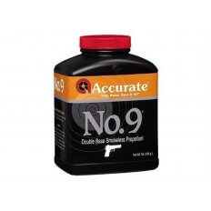 Accurate No. 9 Smokeless Powder- 1 Lb. (HAZMAT Fee Required)