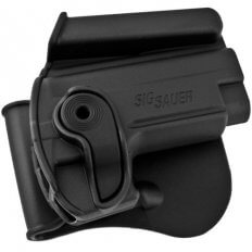 SIG SAUER Keltec P-3AT RHS Retention Holster with Integrated Magazine Pouch