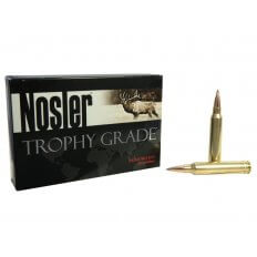 Nosler Trophy Grade .300 Winchester Magnum 190 Gr. AccuBond Long Range- Box of 20