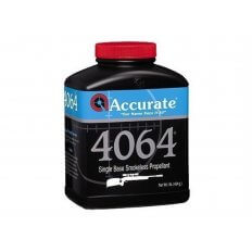 Accurate 4064 Smokeless Powder- 1 Lb. (HAZMAT Fee Required)