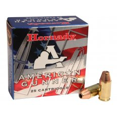 Hornady American Gunner .380 ACP 90 Gr. XTP Jacketed Hollow Point- Box of 25