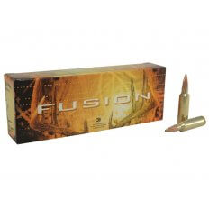 Federal Fusion .300 Winchester Short Magnum (WSM) 180 Gr. Spitzer Boat Tail- Box of 20