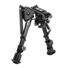 "NcStar Precision Grade Bipod - Compact 5.5-8""- Notched"