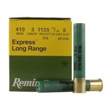 "Remington Express Extra Long Range .410 Bore 3"" 11/16 oz #6 Shot SP4136"